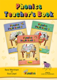 Jolly Phonics Teacher's Book (colour edition) : in Precursive Letters (British English edition), Paperback / softback Book