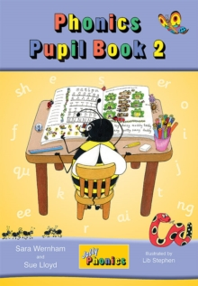 Jolly Phonics Pupil Book 2 (colour edition) : in Precursive Letters (BE), Paperback Book