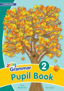 Grammar 2 Pupil Book : In Print Letters (British English edition), Paperback / softback Book