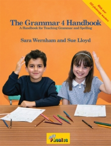 The Grammar 4 Handbook : In Precursive Letters (British English edition), Spiral bound Book