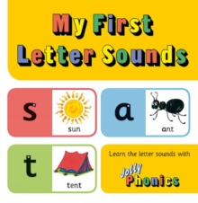 My First Letter Sounds : In Precursive Letters (British English edition), Board book Book