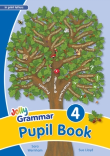 Grammar 4 Pupil Book (in print letters) : In Print Letters (British English edition), Paperback / softback Book