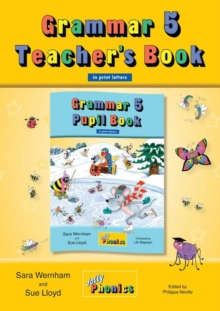 Grammar 5 Teacher's Book : In Print Letters (British English edition), Paperback / softback Book