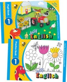 Jolly English Level 1 Pupil Set : In Precursive Letters (British English edition), Paperback / softback Book