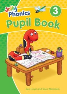 Jolly Phonics Pupil Book 3 : in Precursive Letters (British English edition), Paperback / softback Book
