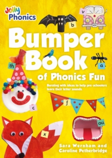 Bumper Book of Phonics Fun, Paperback / softback Book