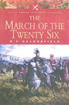 The March of the Twenty-six, Paperback Book