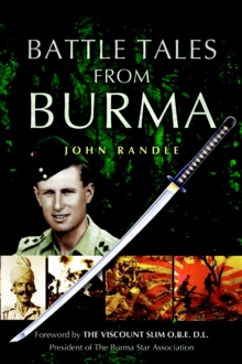 Battle Tales from Burma, Hardback Book