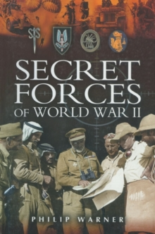 Secret Forces of World War Two, Paperback / softback Book