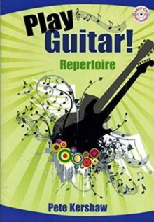 PLAY GUITAR REPERTOIRE, Paperback Book