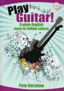 Play Guitar!, Paperback / softback Book