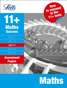 Maths Age 8-9 : Assessment Papers, Paperback / softback Book