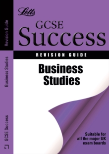 Business Studies : Revision Guide, Paperback Book