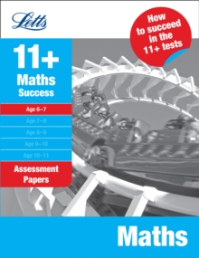 Maths Age 6-7 : Assessment Papers, Paperback Book