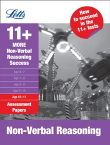 More Non-Verbal Reasoning Age 10-11 : Assessment Papers, Paperback Book