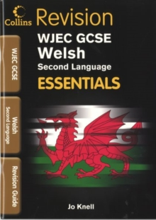 WJEC GCSE Welsh (2nd Language) : Revision Guide, Paperback Book