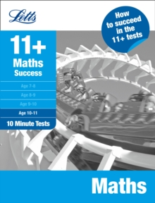 Maths Age 10-11 : 10-Minute Tests, Paperback Book