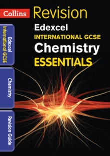 Edexcel International GCSE Chemistry : Revision Guide, Paperback Book