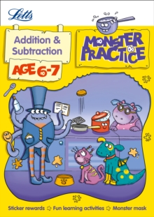 Addition and Subtraction Age 6-7, Paperback Book