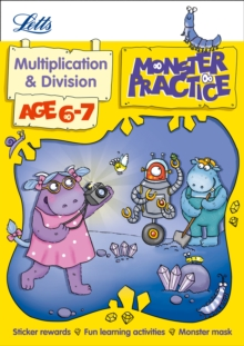 Multiplication and Division Age 6-7, Mixed media product Book