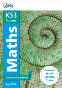KS3 Maths Complete Coursebook, Paperback Book