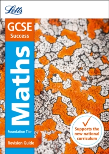 GCSE 9-1 Maths Foundation Revision Guide, Paperback / softback Book