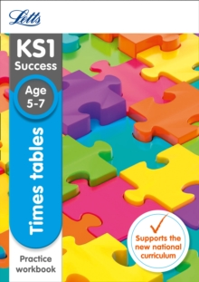 Times Tables Ages 5-7 Practice Workbook, Paperback Book