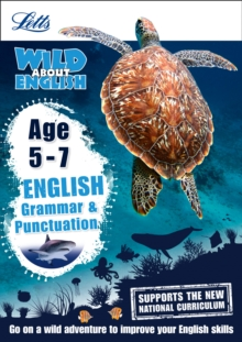 English - Grammar and Punctuation Age 5-7, Paperback / softback Book