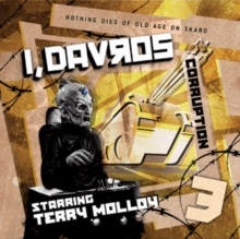 I, Davros : Corruption Volume 3, CD-Audio Book