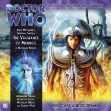 Vengeance of Morbius, CD-Audio Book