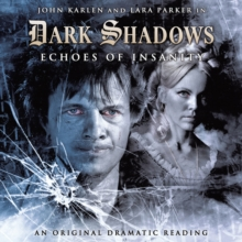 Echoes of Insanity, CD-Audio Book