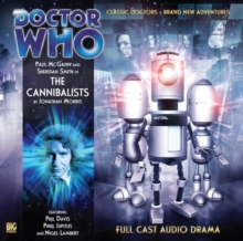 The Cannibalists, CD-Audio Book