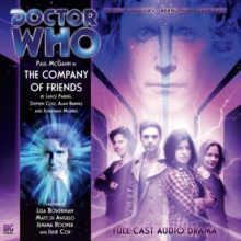 The Company of Friends, CD-Audio Book