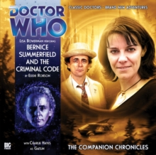 Bernice Summerfield and the Criminal Code, CD-Audio Book