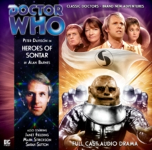 Heroes of Sontar, CD-Audio Book