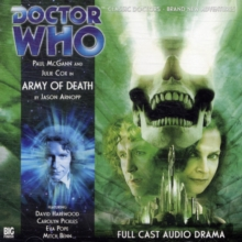 Army of Death, CD-Audio Book