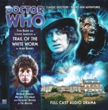Trail of the White Worm, CD-Audio Book