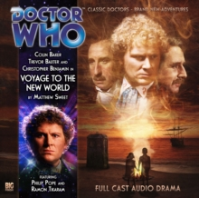 Voyage to the New World, CD-Audio Book