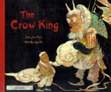 The Crow King in Urdu and English, Paperback Book