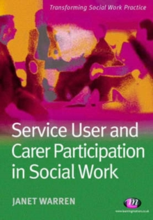 Service User and Carer Participation in Social Work, Paperback Book