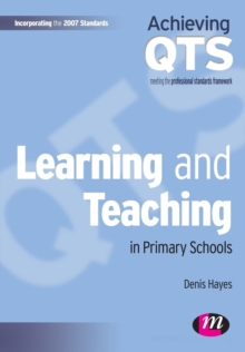 Learning and Teaching in Primary Schools, Paperback / softback Book