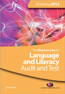 The Minimum Core for Language and Literacy: Audit and Test, Paperback / softback Book