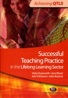 Successful Teaching Practice in the Lifelong Learning Sector, Paperback / softback Book