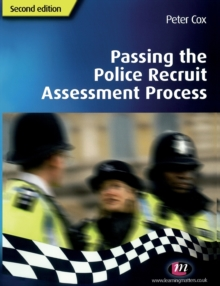 Passing the Police Recruit Assessment Process, Paperback / softback Book