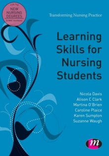 Learning Skills for Nursing Students, Paperback Book