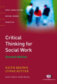 Critical Thinking for Social Work, PDF eBook