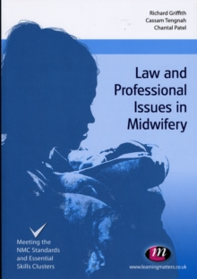 Law and Professional Issues in Midwifery, Paperback / softback Book