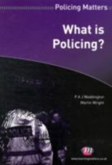 What is Policing?, PDF eBook