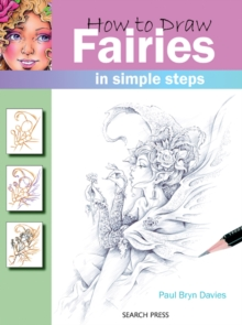How to Draw: Fairies, Paperback / softback Book