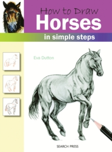 How to Draw: Horses, Paperback / softback Book